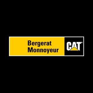 Ładowarki teleskopowe CAT - Bergerat Monnoyeur